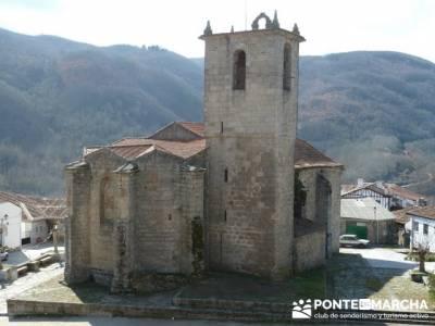 El Valle del Ambroz y la Judería de Hervás - Montemayor del Río;excursiones turismo